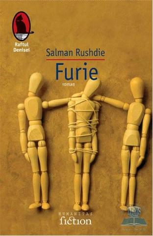 Furie, de Salman Rushdie
