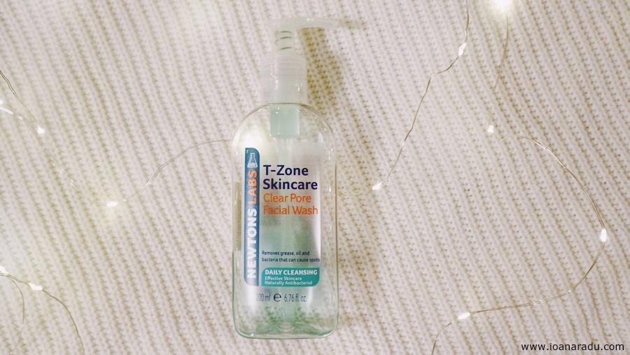 gelul de curățare T-Zone