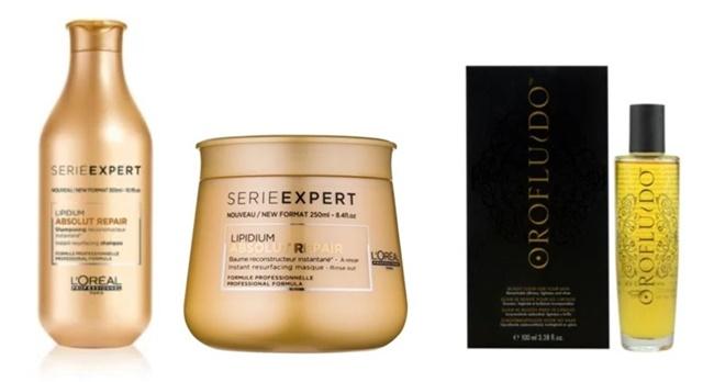 produse cosmetice pentru păr