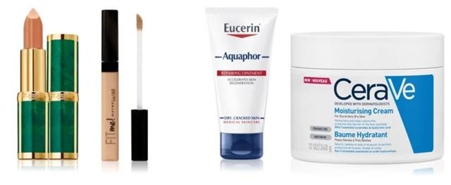 produse de make-up și îngrijirea corpului