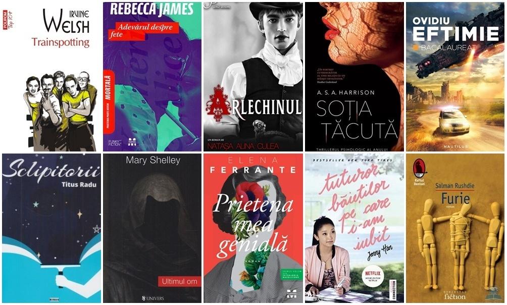 Top 10 cărți de citit în 2019 ♥