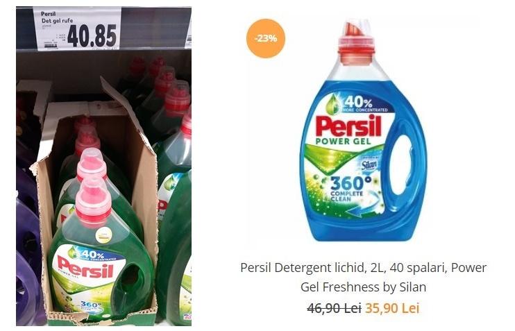 detergent de rufe lichid ieftin