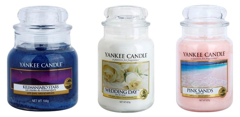 lumanari parfumate Yankee Candle