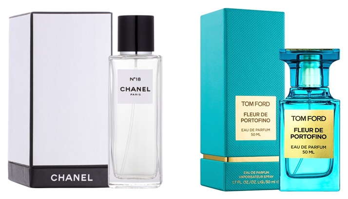 parfumuri Chanel no 18 Tom Ford Fleur de Portofino