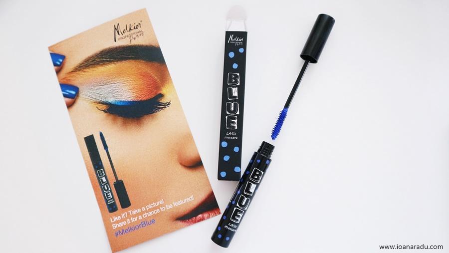 Blue Lash Mascara Melkior Professional