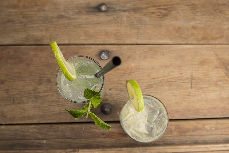 Moscow Mule cocktail reteta