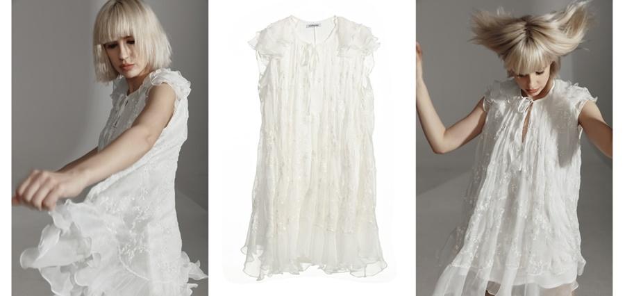 haine create de designeri romani - rochie Ella Parlor