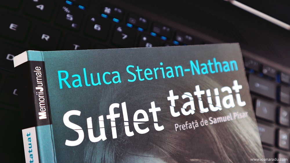 Suflet tatuat, de Raluca Sterian-Nathan