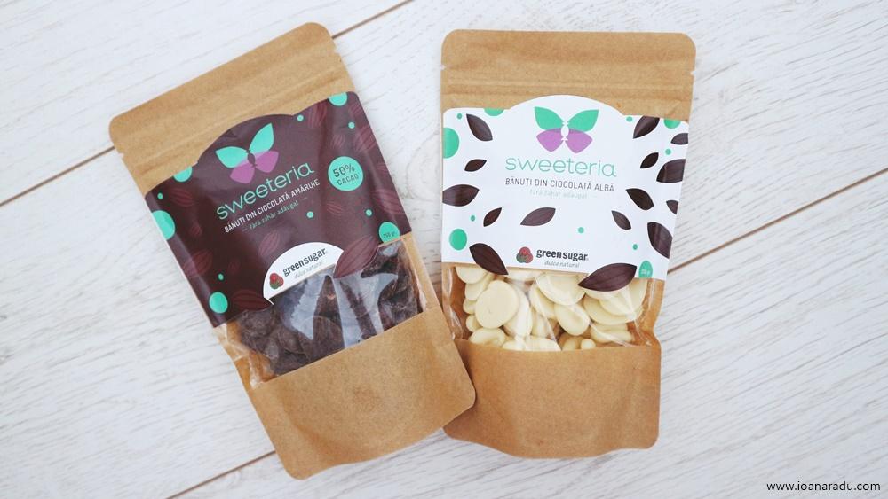 Bănuți din ciocolată by Sweeteria