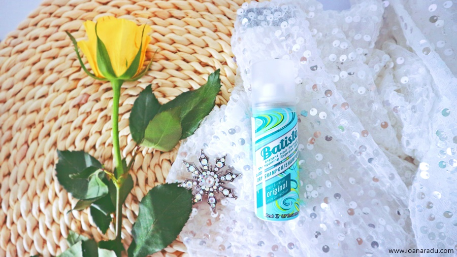 Șampon uscat Batiste Original