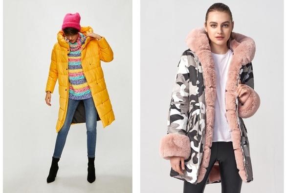 geci lungi geci de damă de iarnă Jojo Fashion