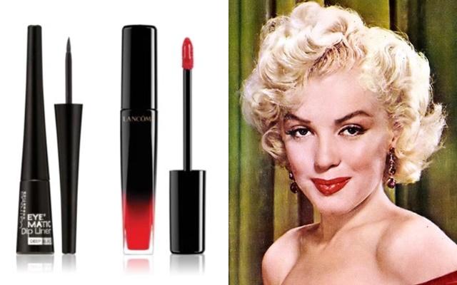 machiaj Halloween Marilyn Monroe