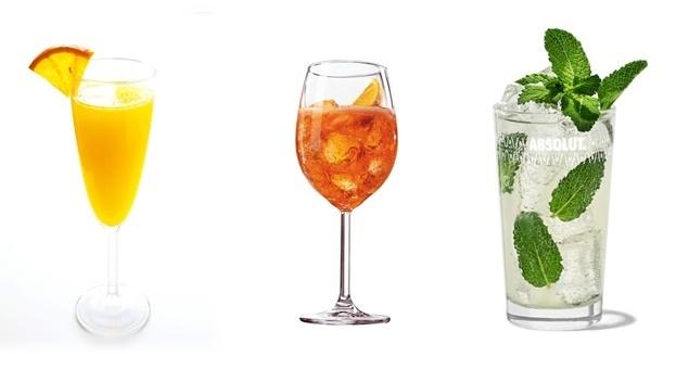 5 idei de cocktail-uri pentru nunți și alte evenimente