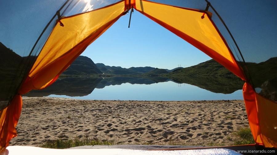 pescuit C&R Norvegia | camping cort apa vacanta