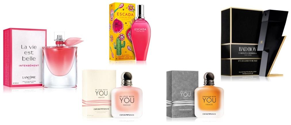 parfumuri noi de dama si de barbati