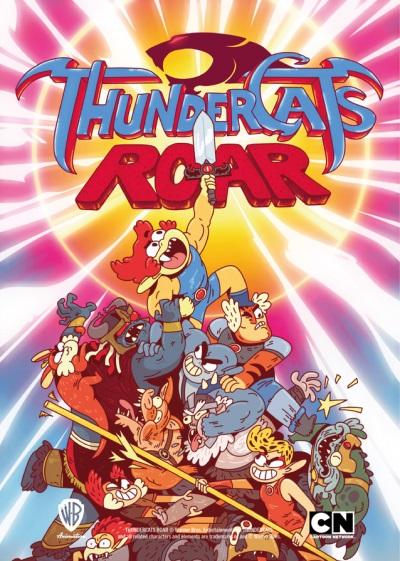 thundercats roar ragetul cartoon network