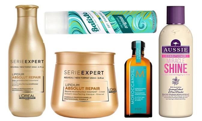 produse pentru îngrijirea părului care imi plac foarte mult