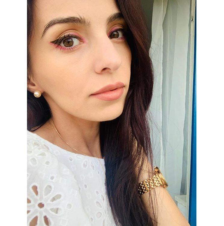 magenta crush makeup melkior fard roz
